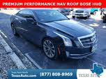 2017 Cadillac ATS Coupe 3.6L Premium Luxury RWD