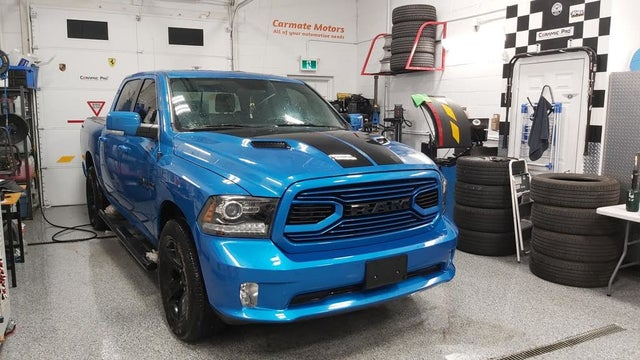 2018 RAM 1500 Sport Crew Cab 4WD