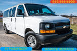 2013 Chevrolet Express 3500 1LS Extended RWD