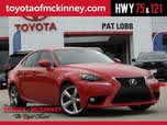 2016 Lexus IS 350 RWD