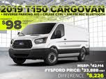 2019 Ford Transit Cargo 150 Low Roof LWB RWD with Sliding Passenger-Side Door