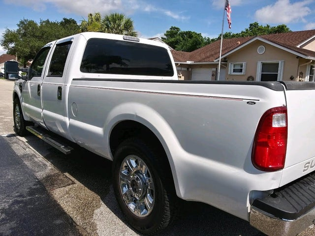 2008 Ford F-350 Super Duty FX4 Crew Cab LB