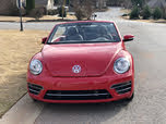 2018 Volkswagen Beetle 2.0T S Convertible FWD with Style and Comfort Package