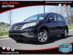 2012 Honda CR-V LX AWD