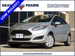 2019 Ford Fiesta S FWD