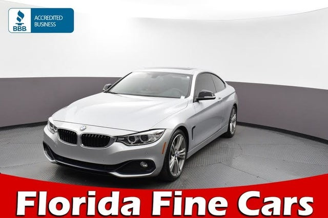 2015 BMW 4 Series 435i Coupe RWD
