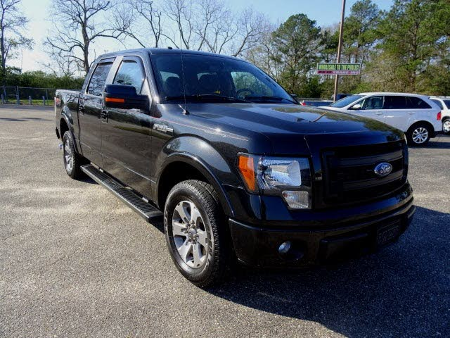 2014 Ford F-150 FX2 SuperCrew