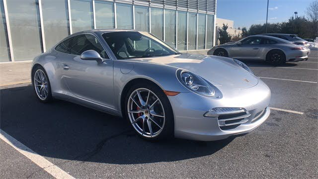2014 Porsche 911 Carrera 4S Coupe AWD