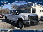 2016 Ford F-250 Super Duty XL Crew Cab 4WD
