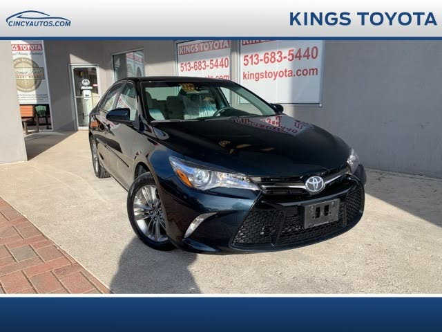 Certified 2018 Toyota Camry XSE V6 For Sale in Cincinnati ...