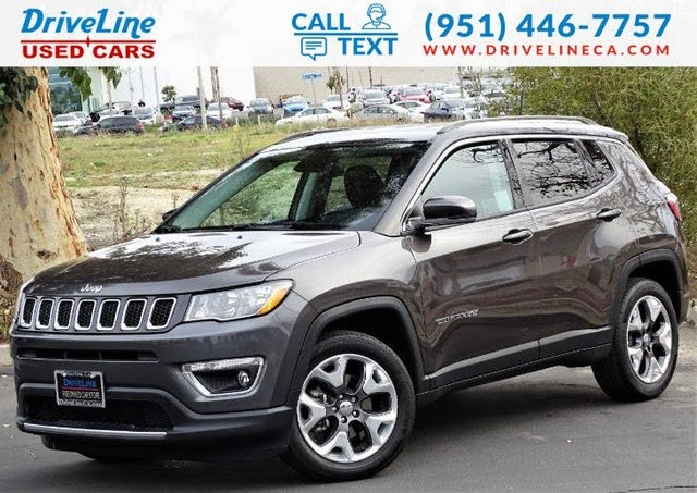 2018 Jeep Compass Limited FWD