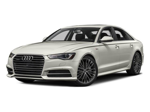 2016 Audi A6 2.0T quattro Premium Plus Sedan AWD