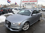 2016 Audi A4 2.0T quattro Technik Plus Sedan AWD