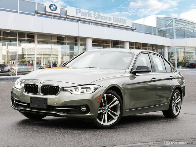 2016 BMW 3 Series 328i xDrive Sedan AWD