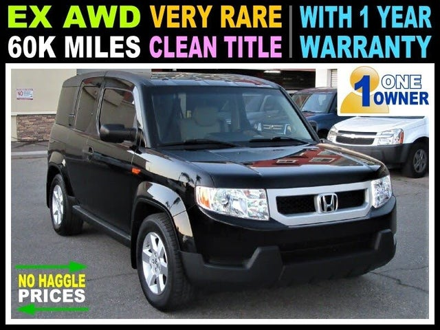 2010 Honda Element EX AWD