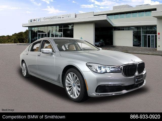 2019 BMW 7 Series 740i xDrive AWD
