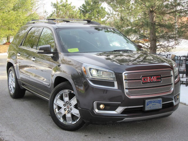 Used 2014 GMC Acadia Denali AWD for Sale (with Photos ...
