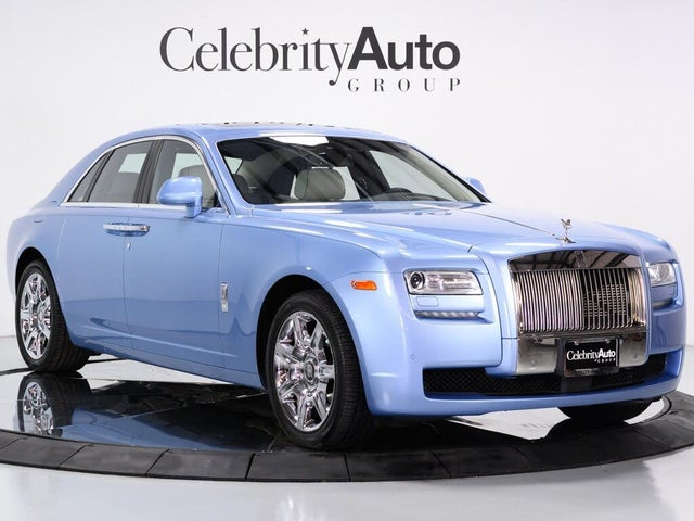 Used Rolls-Royce Ghost for Sale in Tampa, FL - CarGurus