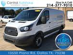 2018 Ford Transit Cargo 150 3dr SWB Low Roof Cargo Van w/60/40 Passenger Side Doors