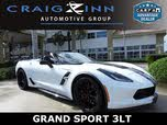 2018 Chevrolet Corvette Grand Sport 3LT Convertible RWD