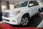 2014 Toyota Land Cruiser AWD