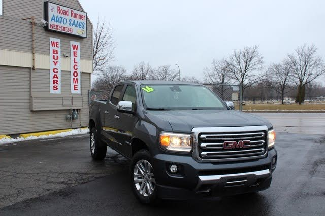 Used Gmc Canyon For Sale In Lansing Mi Cargurus