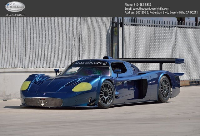 2007 Maserati MC12 GT1 Coupe