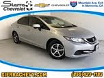 2015 Honda Civic SE