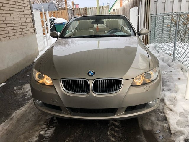 2007 BMW 3 Series 328i Convertible RWD