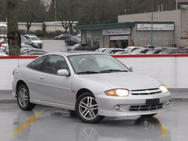 2003 Chevrolet Cavalier Z24 Coupe FWD