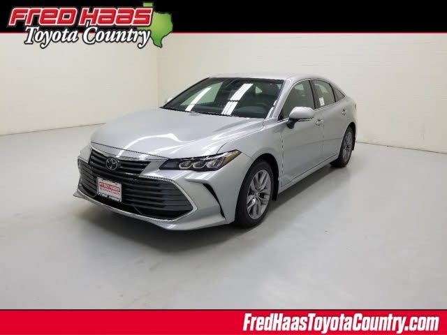 2020 Toyota Avalon XLE FWD