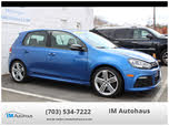 2012 Volkswagen Golf R 4-Door AWD
