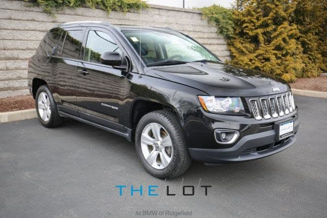 2015 Jeep Compass High Altitude For Sale