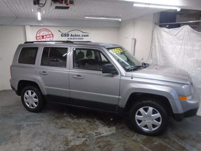 2014 Jeep Patriot North 4WD