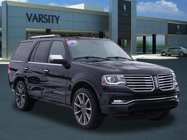 2016 Lincoln Navigator Reserve 4WD