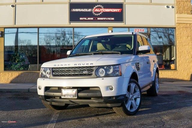 2011 Land Rover Range Rover Sport Supercharged 4WD