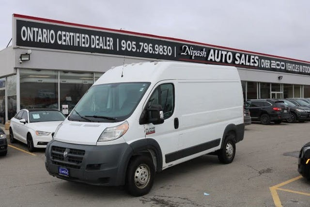 2015 RAM ProMaster 1500 136 High Roof Cargo Van