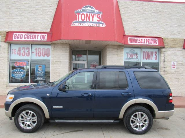 Used Ford Explorer Eddie Bauer V8 4WD for Sale (with ...