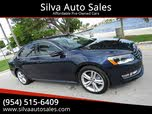 2012 Volkswagen Passat SE V6 w/ Sunroof and Nav