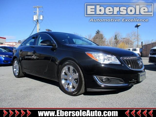 2016 Buick Regal Sedan FWD