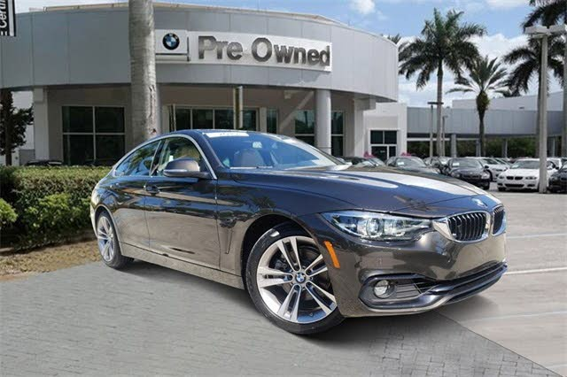 2019 BMW 4 Series 430i Gran Coupe RWD