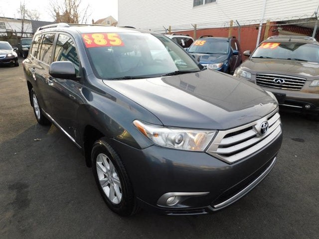 2011 Toyota Highlander Base V6 4WD