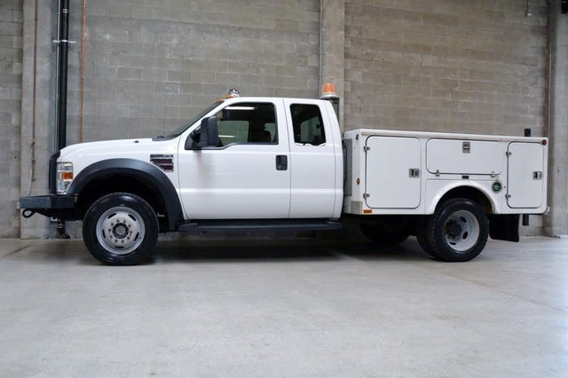 2008 Ford F-450 Super Duty XL Crew Cab LB DRW 4WD