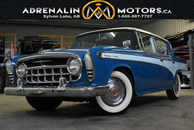 1957 AMC Rambler Custom 4-Door Sedan