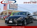 2017 Lexus IS 300 F Sport Sedan AWD