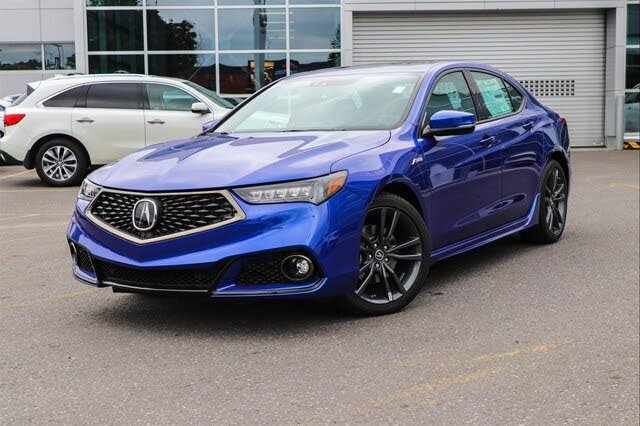 2020 Acura TLX A-Spec FWD with Technology Package