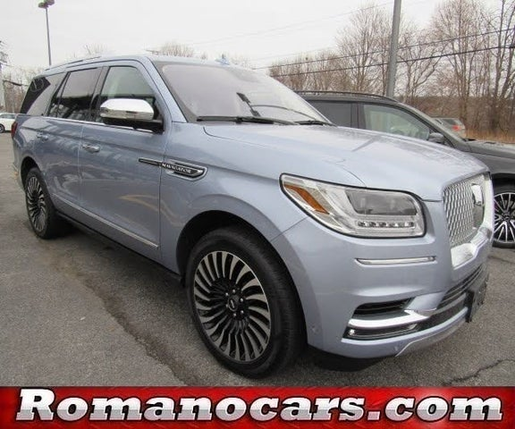 Used 2019 Lincoln Navigator Black Label 4WD For Sale (with