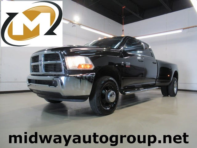 2011 RAM 3500 ST Crew Cab 6.3 ft. Bed 4WD