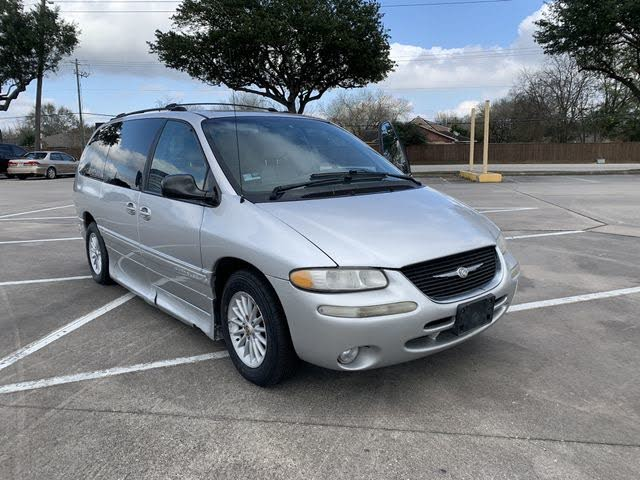 2000 Chrysler Town & Country LXi LWB FWD