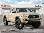 2018 Toyota Tacoma TRD Off Road Access Cab 4WD